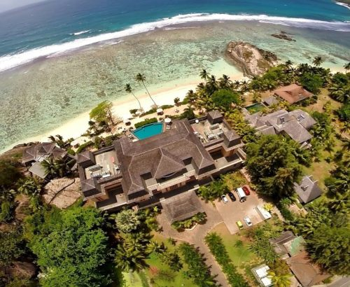"""Земний рай"" на Сейшелах! Double Tree By Hilton Seychelles Allamanda Resort & Spa 4*"