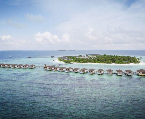 ROBINSON CLUB NOONU 5*(Мальдіви)