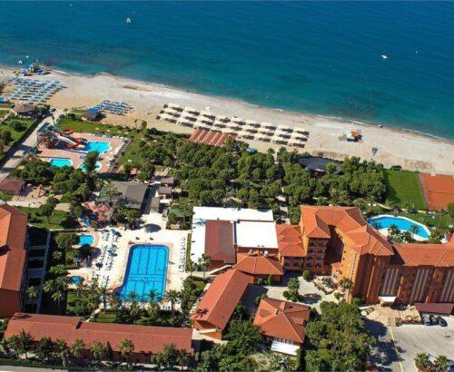 Club Turtas Beach Hotel 4 * (Туреччина)
