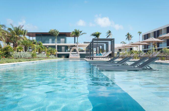 Aqua Live Beach Resort Punta Cana 5 * ♥
