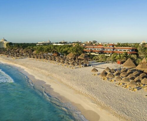 Iberostar Paraiso Beach 5* (Мексика)
