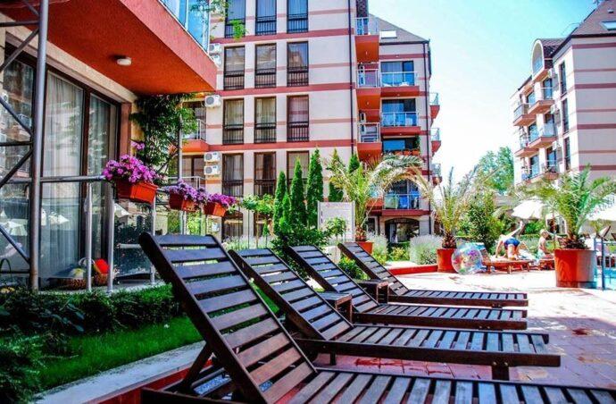 Сонячна Болгарія – Tarsis Club Hotel 4*