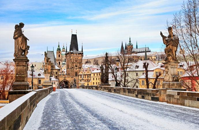 Неймовірні вихідні: Краків – Прага – Дрезден.
