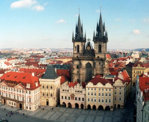 Пивний тур в Прагу