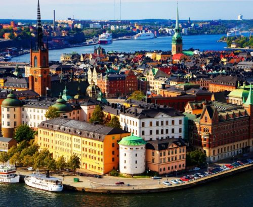 Фарби півночі – Стокгольм та Рига