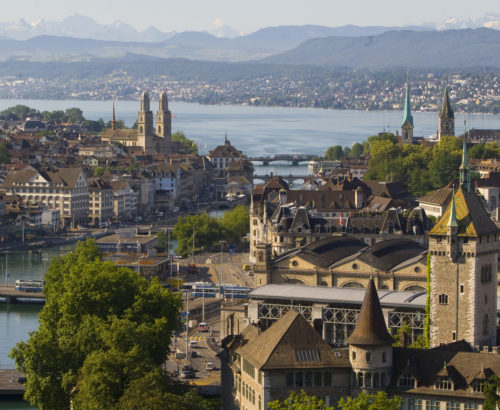 Дотик чарівності…  Франція і Швейцарія