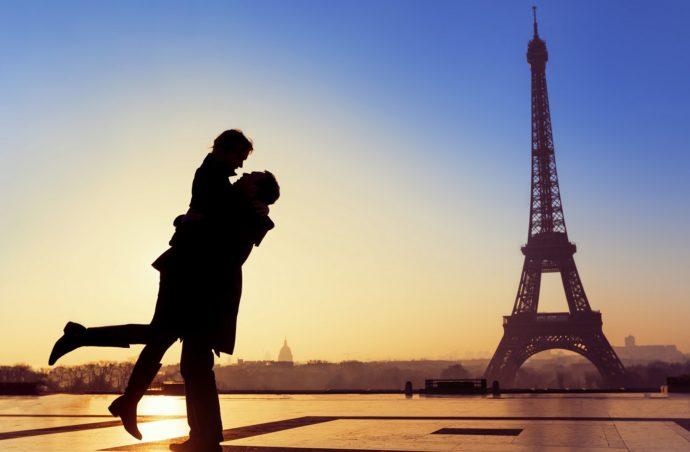 День Святого Валентина в ПАРИЖІ, що може бути романтичніше?